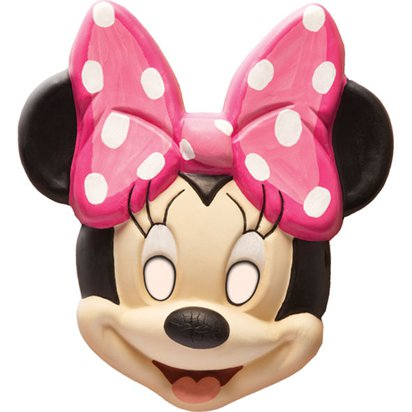 Minnie Mouse Party Mask - Kids Party Masks front