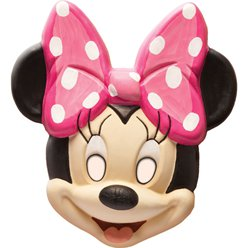 Minnie Mouse Party Mask