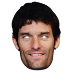 Mark Webber Mask