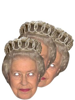 The Queen Mask