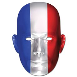French Flag Mask