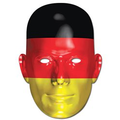German Flag Mask