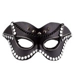 Black Domineering Eye Mask