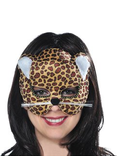 Jungle Cat Mask