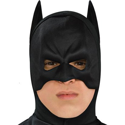 Batman Mask - Superhero Masks front