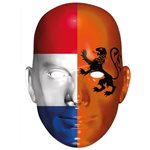 Holland Flag Mask