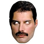 Freddie Mercury - Celebrity Mask