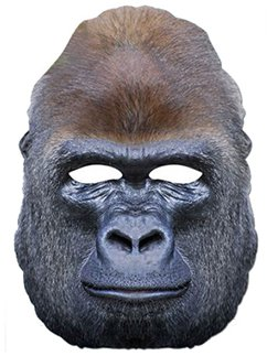 Gorilla Animal Mask