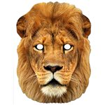 Lion Animal Mask