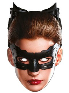 Catwoman - The Dark Knight Mask
