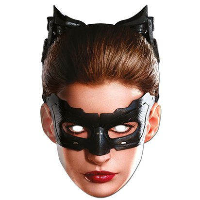 Catwoman - The Dark Knight Mask front