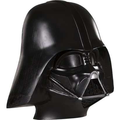 Adults Darth Vader Mask - Starwars Masks front