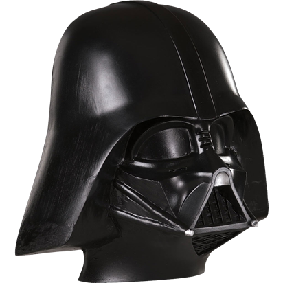 Adult Darth Vader Mask front