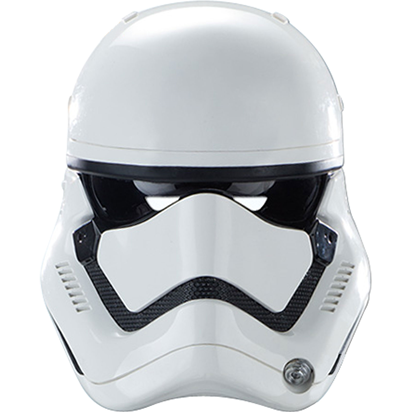 Stormtrooper Mask - The Force Awakens front
