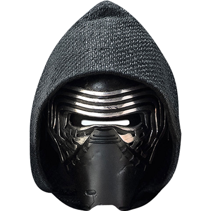 Kylo Ren Mask - The Force Awakens front