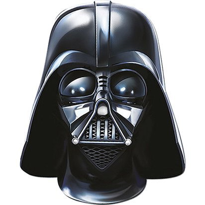 Darth Vader Mask - Starwars Masks front