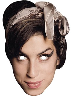 Amy Winehouse Mask