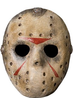 Deluxe Jason Voorhees Hockey Mask