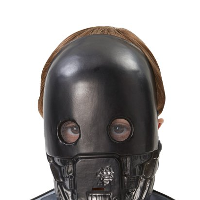 Kids K-2SO Mask - Kids Party Masks front