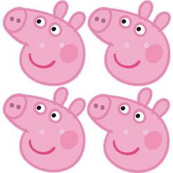 Peppa Pig Fun Face Masks