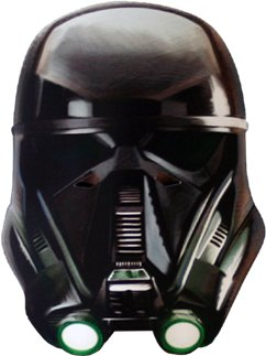Death Trooper Mask
