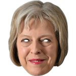 Theresa May Mask