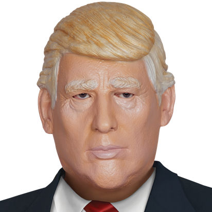 Donald Trump Mask front
