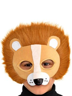 Animal Masks - Farm Animal & Jungle Animal Masks | Party Delights