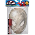 Ultimate Spiderman Create Your Own Masks