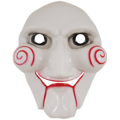 Jigsaw Mask - Saw - Adult Halloween Mask front