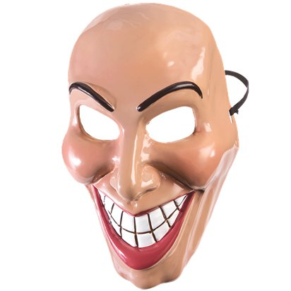 Evil Grin - The Purge Mask - Adult Halloween Mask front