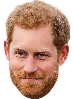 British celebrity masks to print