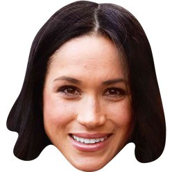 Meghan Markle Mask