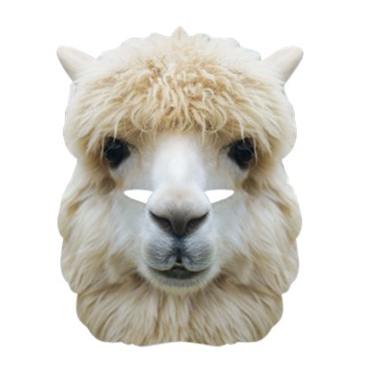 Alpaca Mask Party Delights