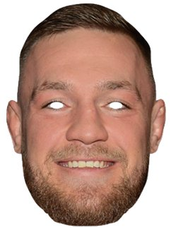 Conor McGregor Mask