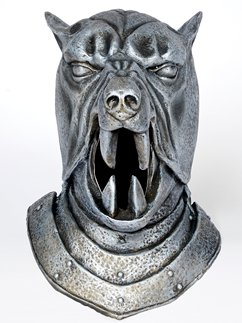 Game of Thrones Mask - Hounds of Hell Helmet