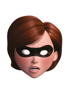 Mrs Incredible Mask