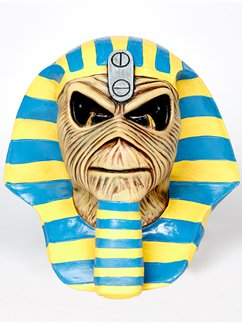 Iron Maiden Powerslave Mask