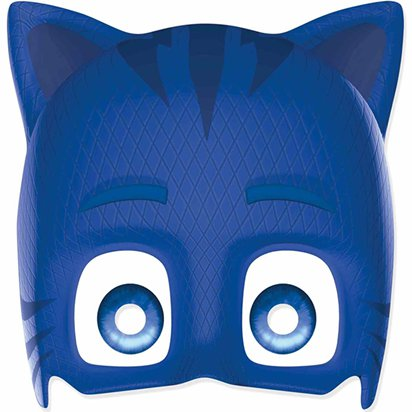 PJ Masks Catboy Mask - Boys Fancy Dress Accessories. front