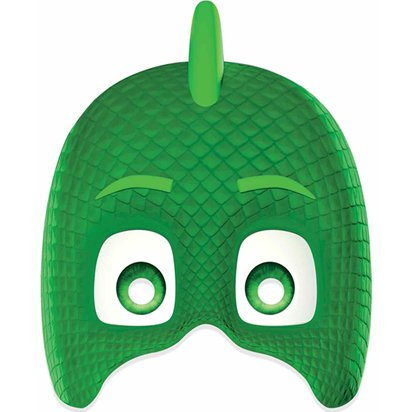 PJ Masks Gekko Mask - Boys Fancy Dress Accessories. front