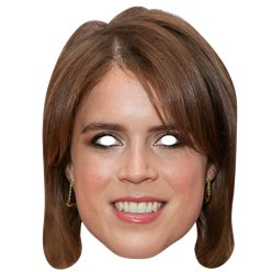 Princess Eugenie Mask