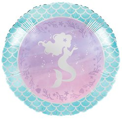 Mermaid Shine Balloon - 18