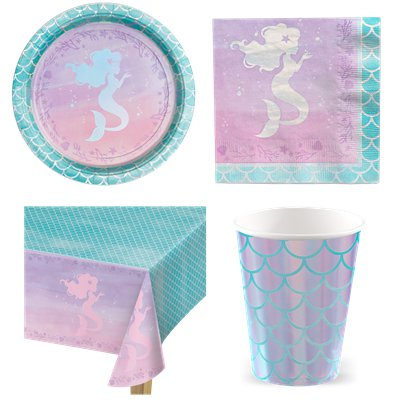 Mermaid Shine Value Party Pack