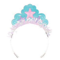 Mermaid Shine Iridescent Tiaras
