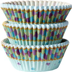 Mermaid Wishes Cupcake Cases