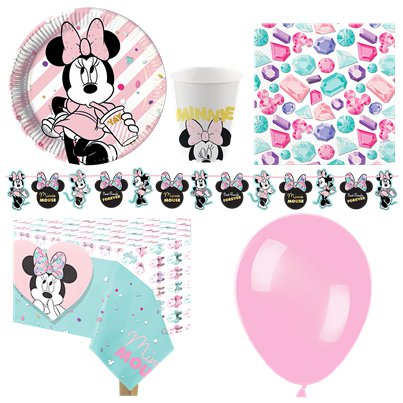 Disney Minnie Gem Value Party Pack