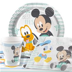 Baby Mickey Party Pack - Value Pack for 8