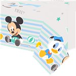 Baby Mickey Plastic Tablecover - 1.2m x 1.8m