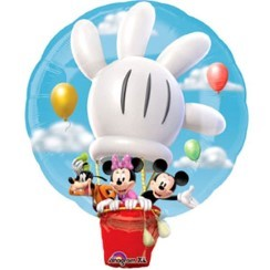 "Mickey Mouse Balloon - 28"" Foil"