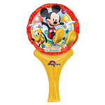 "Mickey Mouse Inflate a Fun Balloon - 12"" Foil"